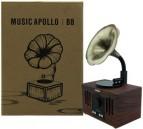 Music Apollo B8 Classic Retro Style Wireless Speaker