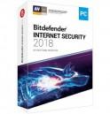 Bitdefender Internet Security 2018 1 User For 1 Year