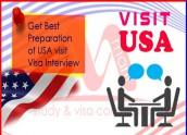 Multiple USA Tourist Visa Processing Service for 5 Years