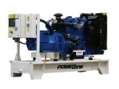 Powerlink 30 KVA UK Perkins Heavy Duty Diesel Generator
