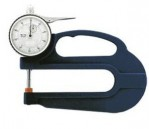 Analog Dial Thickness Gauge Meter