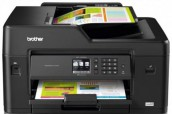 Brother MFC-J3530DW All-In-One 27 PPM InkJet Color Printer