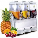 OLP X-360 12L Cylinder 3 Bowls Automatic Slush Machine