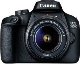Canon EOS 3000D 18-55mm IS II Lens Wi-Fi DSLR Camera