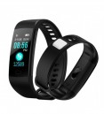 Fitness Tracker Y5 Heart Rate Monitor Arm Bright Screen
