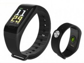 Smart Band F1 Plus Blood Pressure Monitor Fitness Tracker