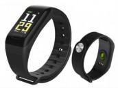 Smart Band F1 Plus Blood Pressure Monitor Fitness Tracker