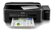 Epson L380 All-In-One USB 15 PPM Color Inkjet Printer