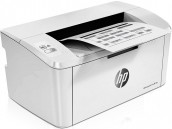 HP LaserJet Pro M15a 18 PPM Black and White Printer