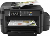 Epson L1455 A3 Wi-Fi Duplex Color Inkjet All-In-One Printer