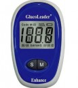 GlucoLeader Enhance Blue Blood Sugar Tester Machine