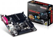 Gigabyte GA-J1800M-D3P Motherboard with Celeron Processor