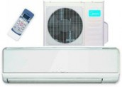 Midea MSM18CR 1.5 Ton 3-In-1 Filter Split Air Conditioner