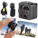 SQ8 Night Vision 1080p IR 3mm Lens Mini Spy Camera