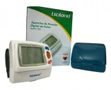 Bioland Digital Wrist Blood Pressure and Pulse Monitor