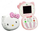 Hello Kitty Mini Mobile Phone