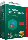 Kaspersky Internet Security 2018 3 Users for 1 Year