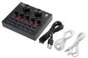 Anchor V8 External USB Professional Live Sound Card