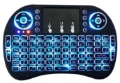 Mini i8 Fly Air Mouse 2.4G Wireless Gaming Backlit Keyboard