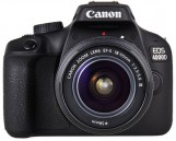 Canon EOS 4000D 18MP EF-S 18-55 mm Lens DSLR Camera