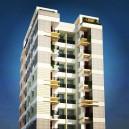 Rowshon Green Palace 1400 Sqft Apartment at Aftabnagar Dhaka