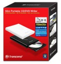 Transcend Slim Portable USB Powered CD / DVD Writer