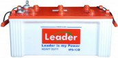 Leader Heavy Duty 130Ah IPS Battery