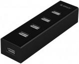 Orico H4013-U2-10-BK/GY Super Speed 4 Port USB Hub