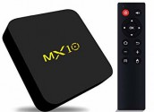 Android TV Box MX10 4GB RAM 32GB ROM 4K Video Decoder