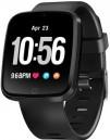 Senbono V6 Waterproof Fitness Tracker Black Smartwatch