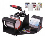 Fukutomi 102094 Sublimation Mug Print Heat Press Machine