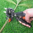 Professional Garden Grafting Cutting Pruner with 2 Blades