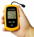 Portable LCD Echo Sounders Fish Finder