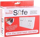 Socket Safe Secret Money Storage
