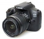 Canon EOS 2000D 24MP 18-55mm Lens WiFi DSLR Camera