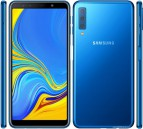 Samsung GALAXY A7 2018 4GB RAM Fingerprint Cell Phone