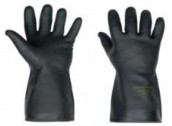 Industrial Chemical Hand Gloves