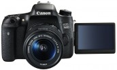 Canon EOS 760D 24.2MP CMOS 18-55mm Lens DSLR Camera