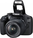 Canon EOS 1500D 24.1 MP Digital SLR Camera with 18-55 Lens