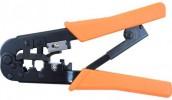 Network Crimping Tool / Cutter / Stripper for RJ45 / RJ11