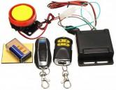 Honda Anti Theft Security Remote Control Alarm System