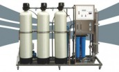Industrial 1500 GPD RO Water Treatment Plant