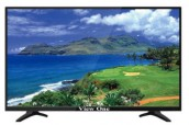 View One 43 Inch Full HD Dual Glass Wi-Fi Android Smart TV