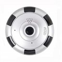Panoramic Fisheye 360 Degree WiFi Night Vision CC Camera