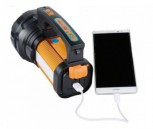 Handheld Rechargeable Waterproof Camping Light