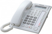 Panasonic KX-T7730X Corded Landline Phone with Answering Machine