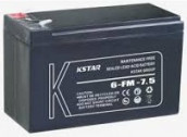 Kstar 7.5 mAh Sealed Lead-Acid UPS Battery