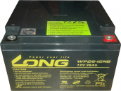 Long WP26-12NB Sealed Rechargeable 12V 26AH IPS Battery