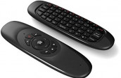 Wireless Air Mouse C120 6-Axis with Keyboard and Remote