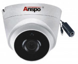 Anspo ASP-IPC917-200L PoE 2MP Indoor IP Dome CC Camera